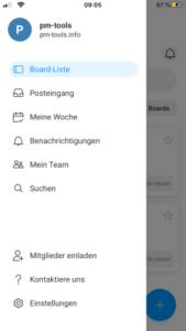 monday.com App - The Menu