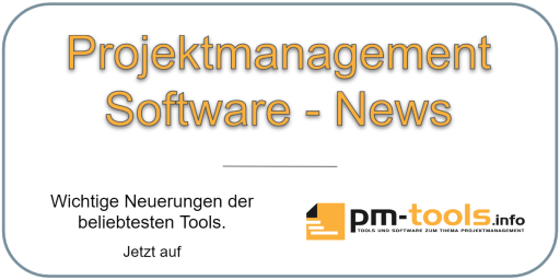 Projektmanagement Software News und Trends