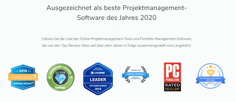 Darf sich Celoxis als die beste Projektmanagement-Software bezeichnen?