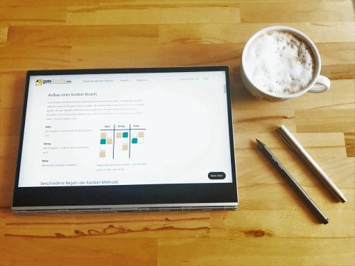 Projektmanagement Tools