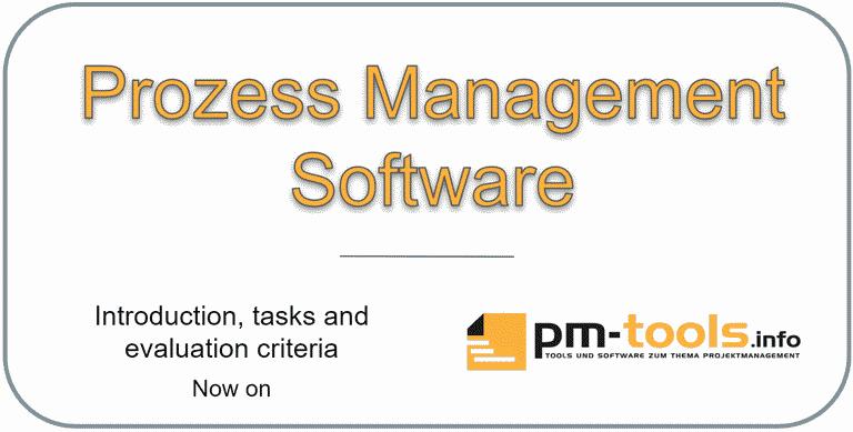 Process Management Tools
