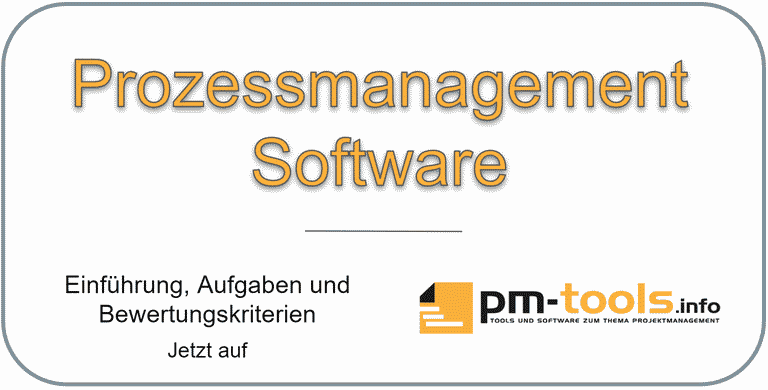 Prozessmanagement-Tools